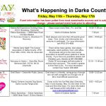 Community Calendar Whats Happening 5.11.18 Page 01
