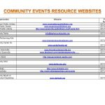 Community Calendar Whats Happening 5.11.18 Page 10